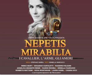 Locandina: NepetisMirabilia, alla Rocca dei Borgia di Nepi