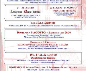 Locandina: Eventi estate 2021
