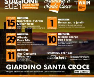 Locandina: Tramonti a Santa Croce