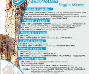 Locandina: Festeggiamenti in onore di San Gaetano Thiene