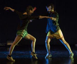 Locandina: Festival Internazionale di Danza Contemporanea