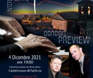 Locandina: Concert Preview. Italy